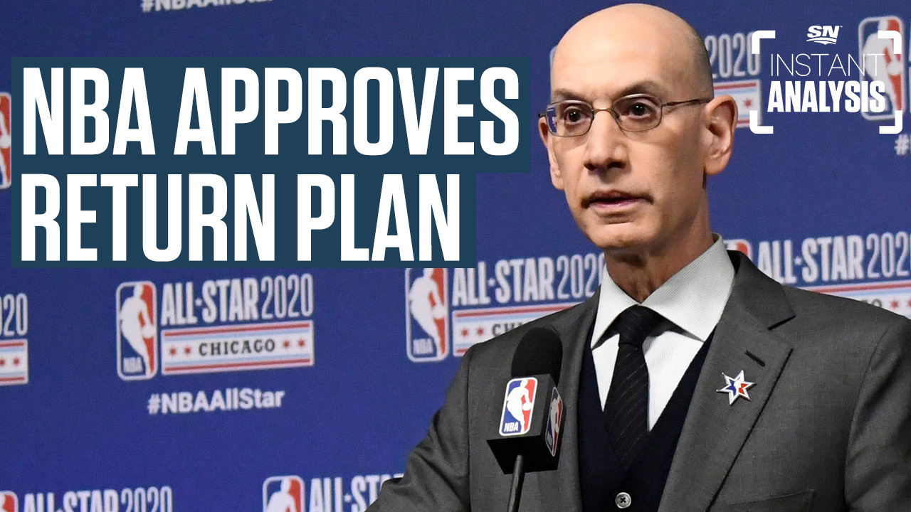 Photo of NBA approves return plan | Instant analysis – Sportsnet.ca