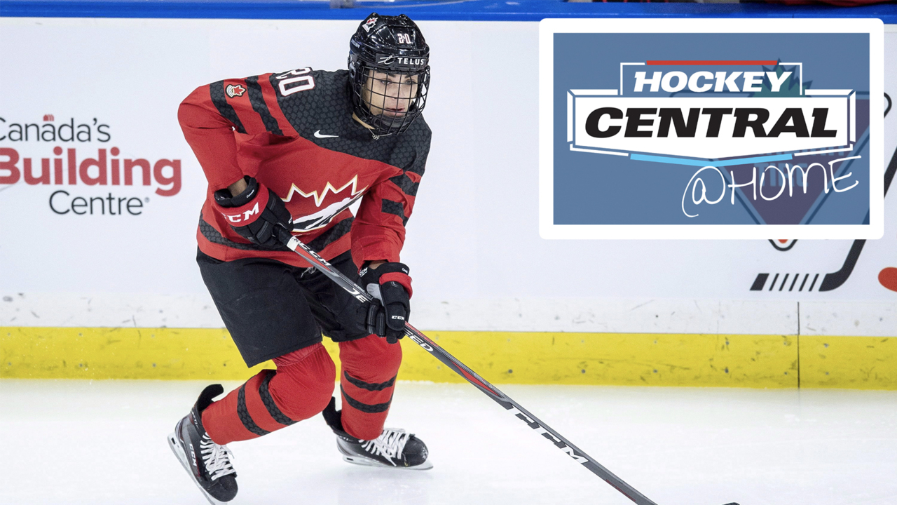 Photo of Sarah Nurse's experience with racial injustice | Hockey Central @ Home – Sportsnet.ca