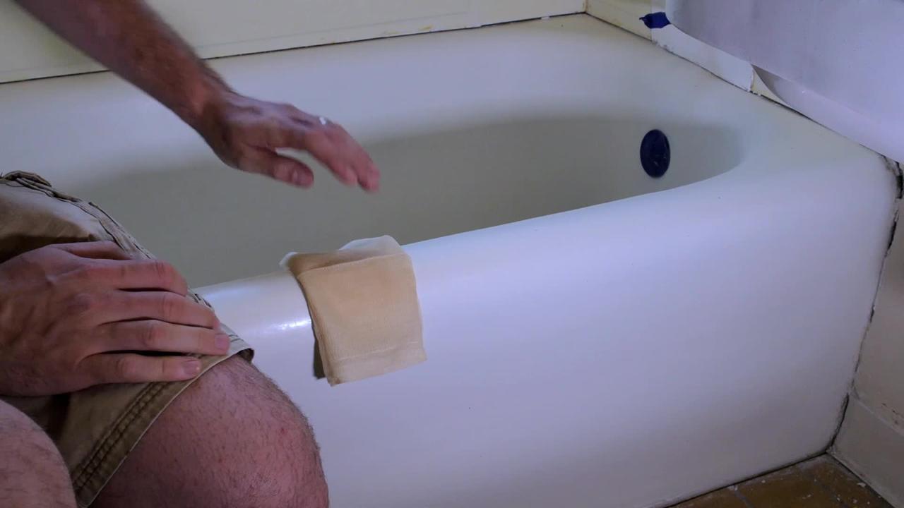 24 oz tub and tile refinishing kit spray