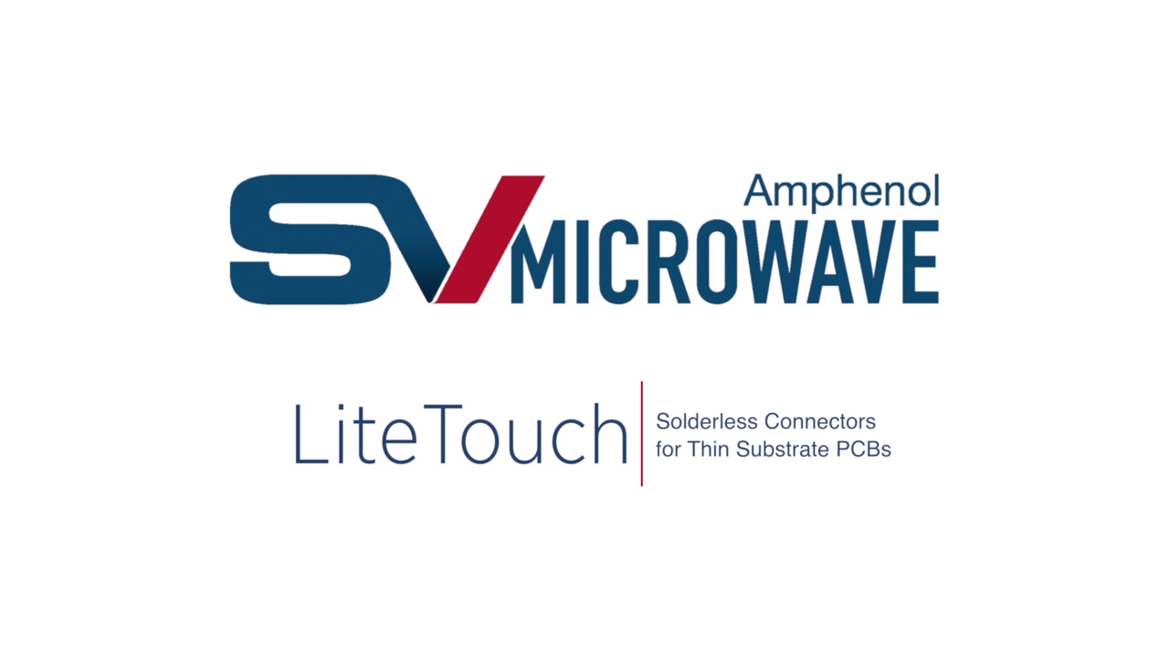amphenol sv microwave millimeter wave