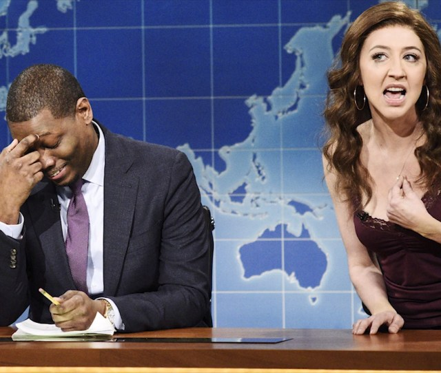 Heidi Gardner Is Snl Angel Whos Wickedly Funny From Kc The
