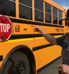 road rules when to stop and not stop for a school bus the bellingham herald [ 1280 x 720 Pixel ]