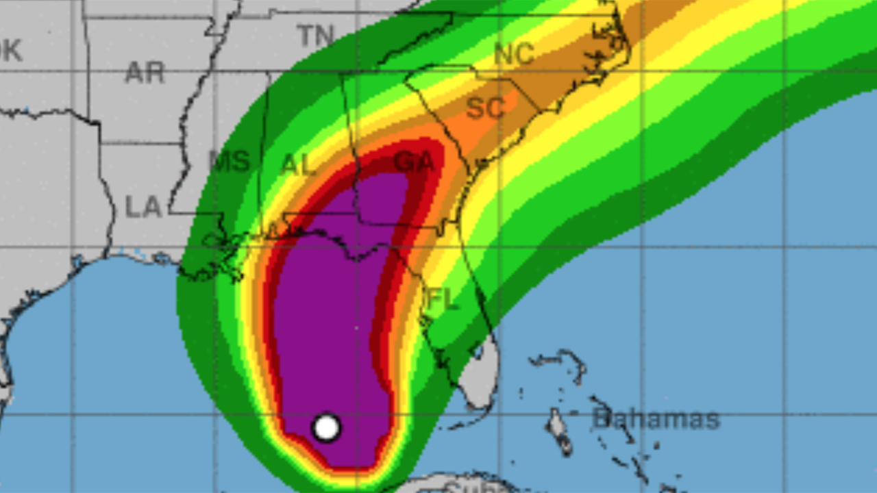 hight resolution of governor warns nc to pay attention to hurricane michael raleigh news observer