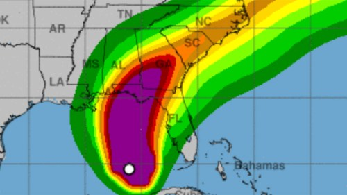small resolution of governor warns nc to pay attention to hurricane michael raleigh news observer