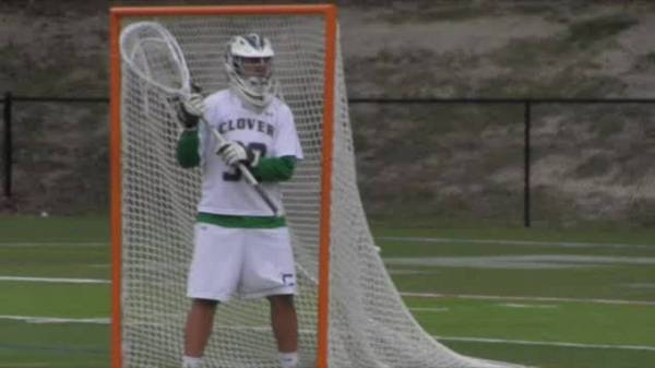 Toughest position in team sports Lacrosse goalie The Herald