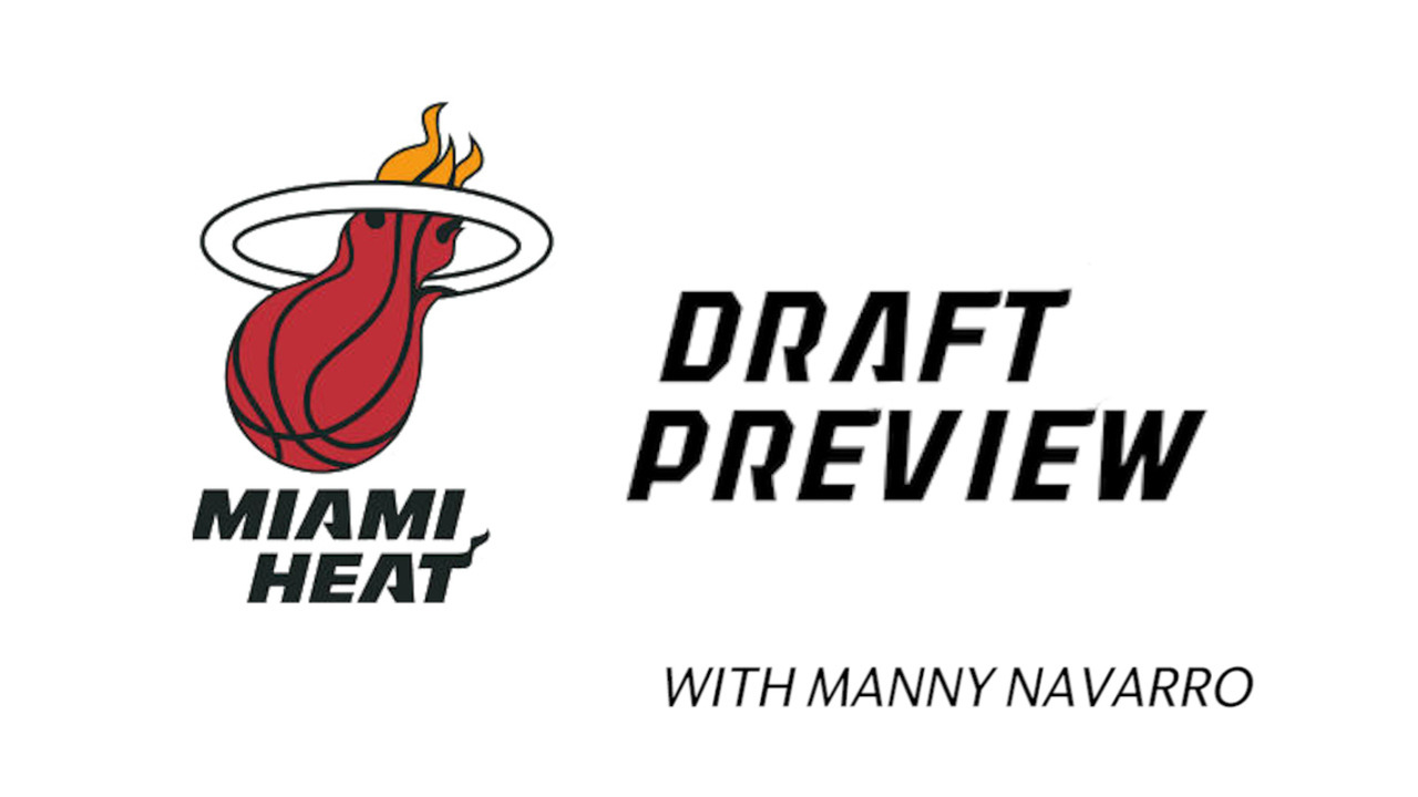 Miami Heat could again have draft day gift fall on its lap