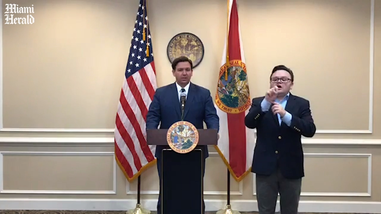 Florida officials silent on virtual meetings during COVID-19 ...