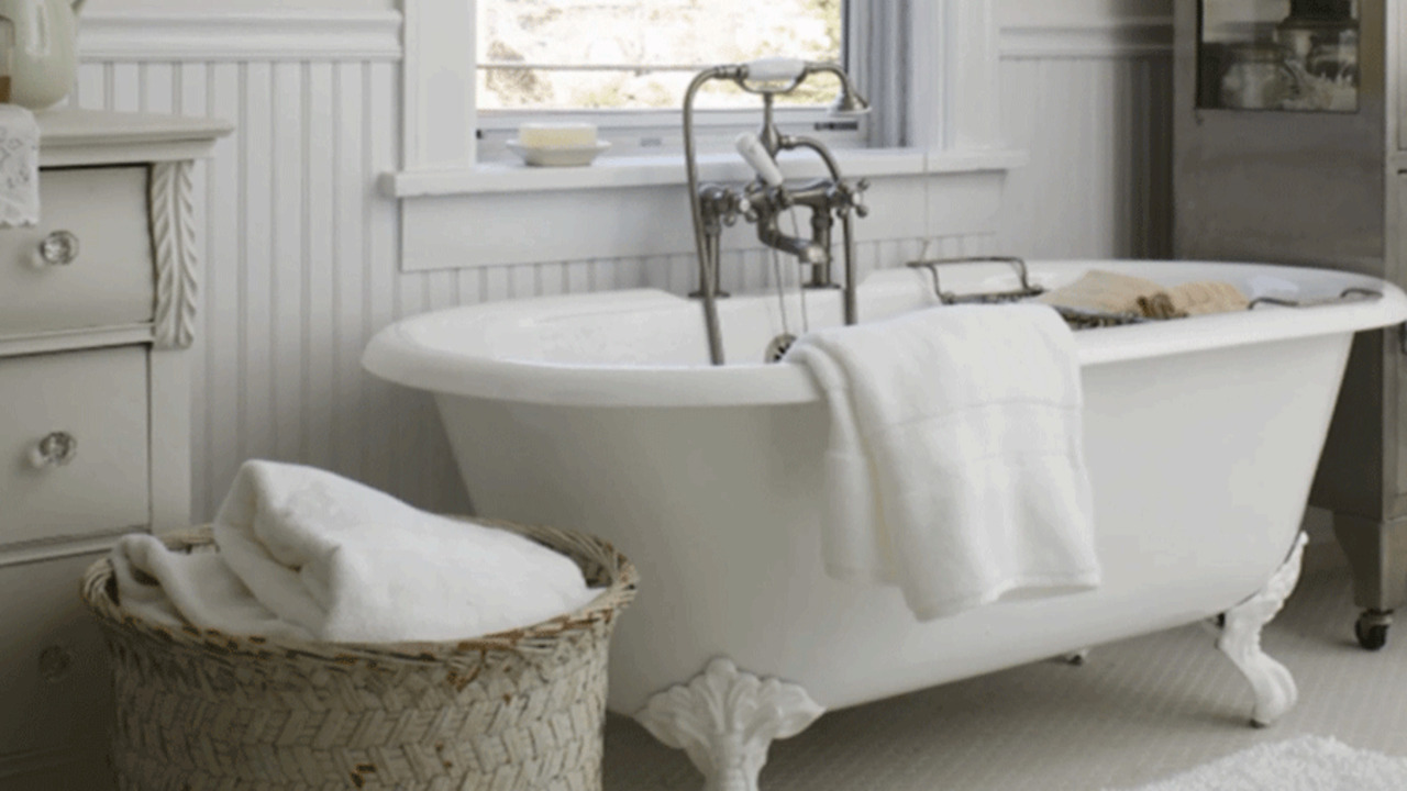 CountryCottage Bathroom Ideas  Better Homes  Gardens