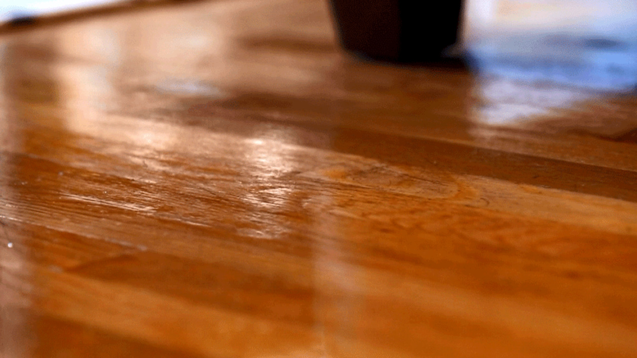 Mineral Spirits To Clean Wood Before Staining