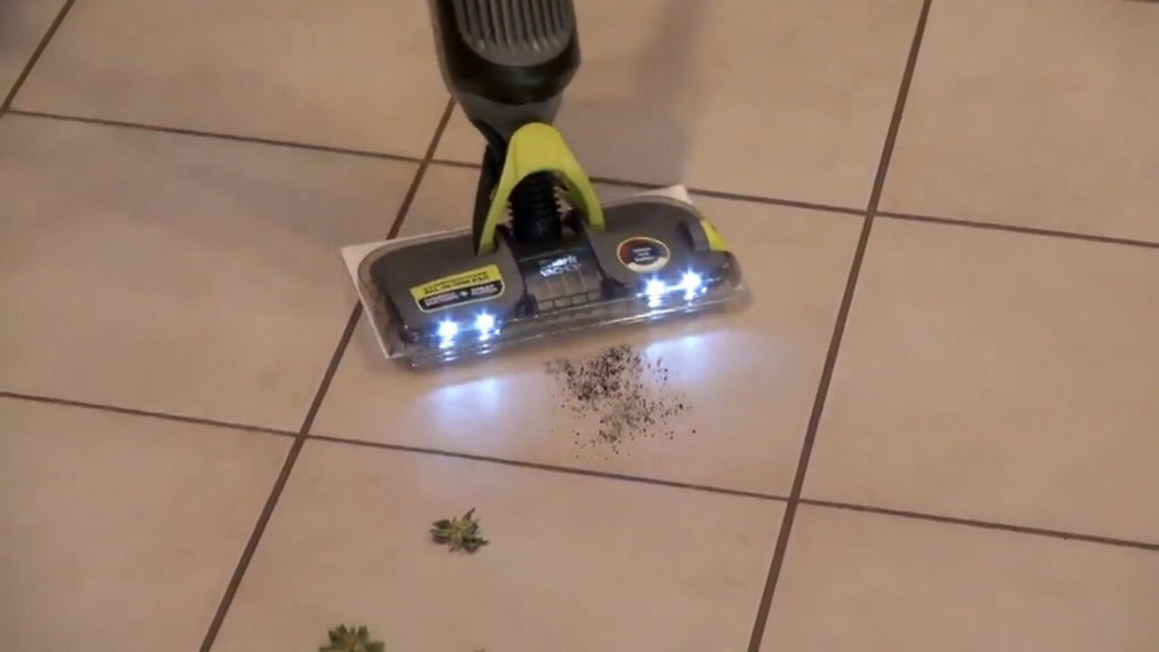 shark vacmop pro cordless hard floor vacuum spray mop qvc com