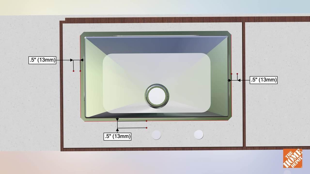 premier undermount stainless steel 32 in 16 gauge 50 50 double bowl kitchen sink
