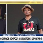 Leo Terrell sounds off on Lori Lightfoot's plan to now refund Chicago police 💥💥