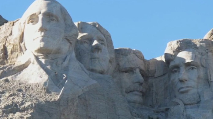 Trump criticized ahead of trip to Mount Rushmore to mark July Fourth