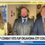 GOP combat vets flip Oklahoma city council seats: Defund police push was 'last straw' 💥💥