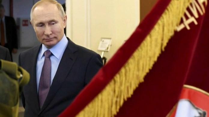 Biden's voices concern Putin with naval disturbance