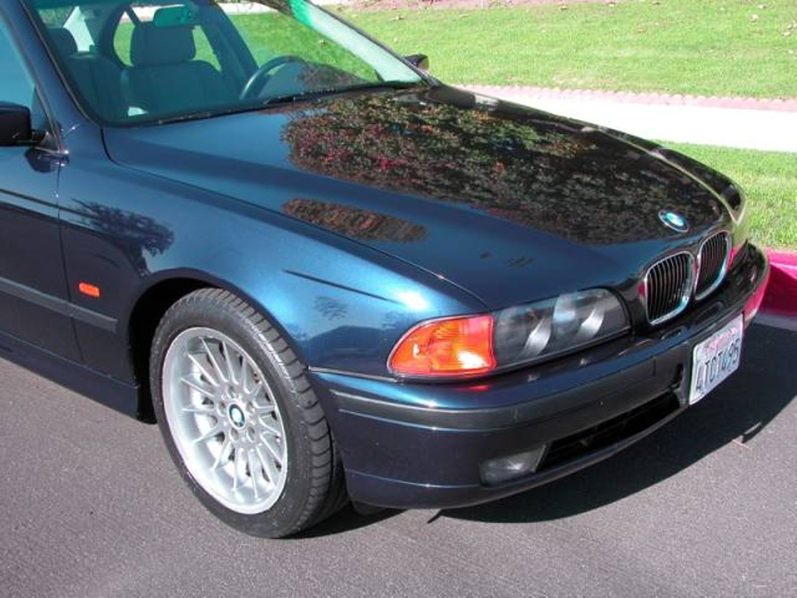 small resolution of  2000 bmw 540i six speed super clean only 37000 miles city california auto fitness class benz