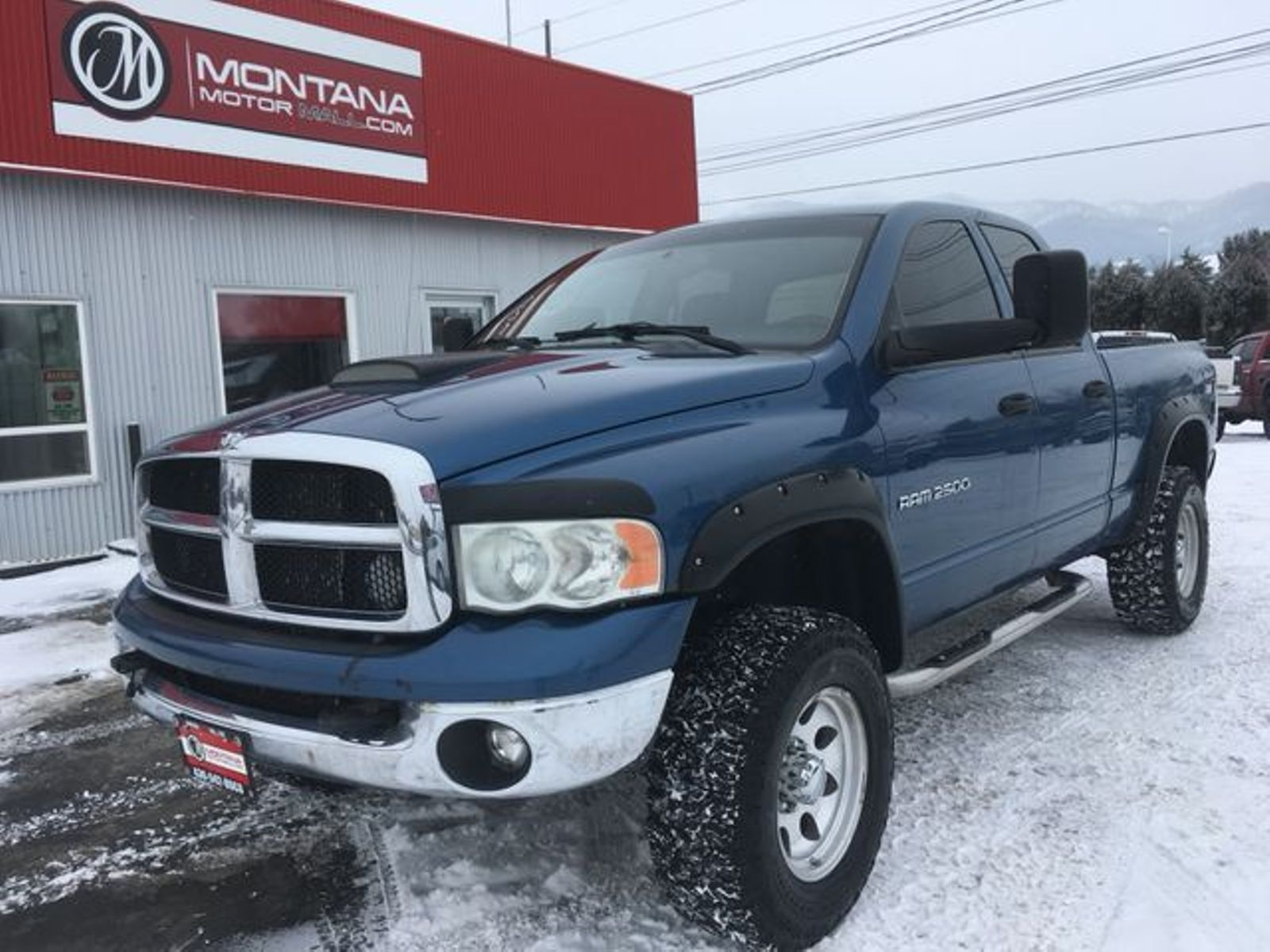 hight resolution of 2003 dodge ram 2500 slt city montana montana motor mall in montana