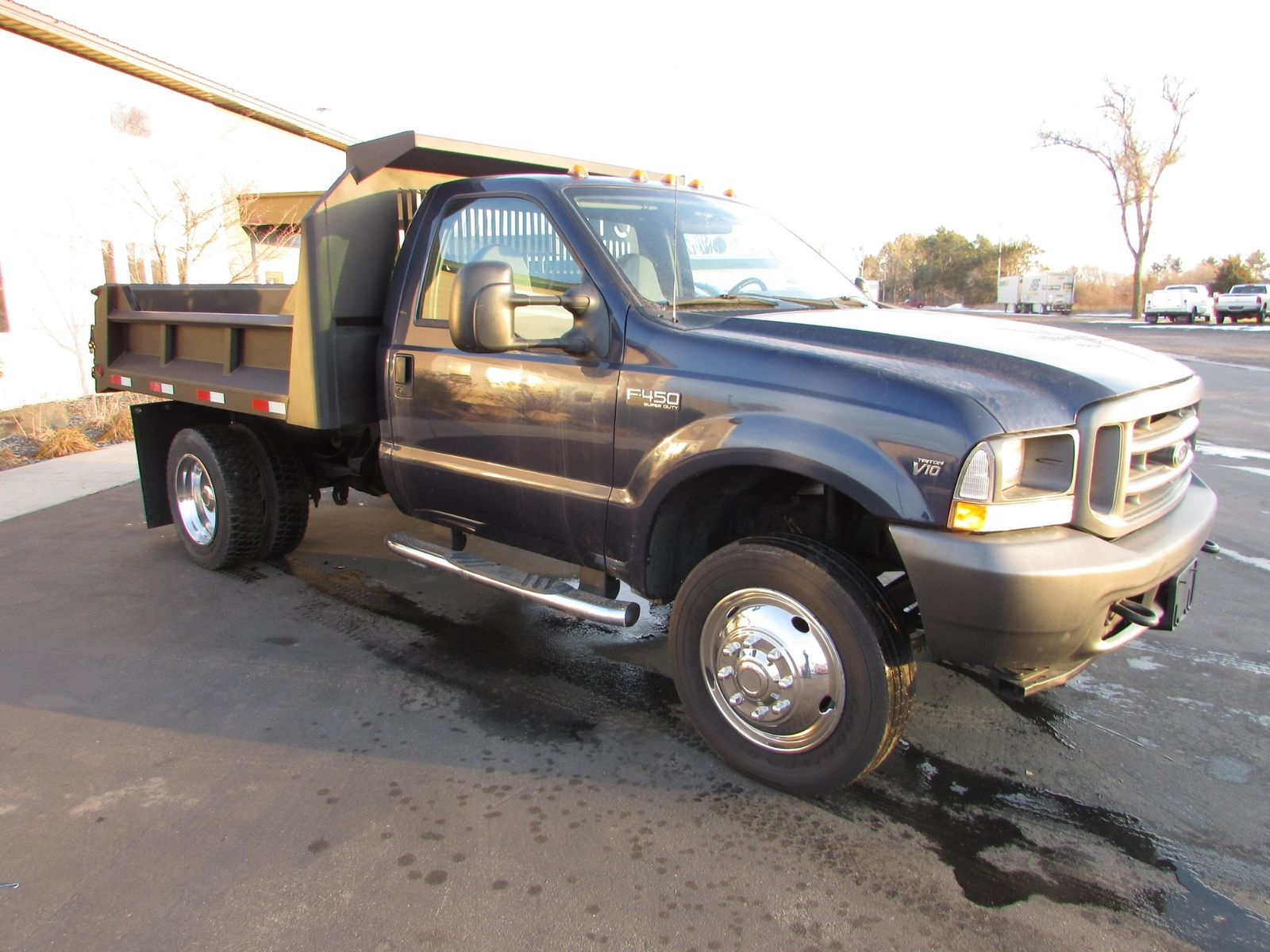 hight resolution of  2003 ford f 450 dump truck st cloud mn northstar truck sales in st cloud