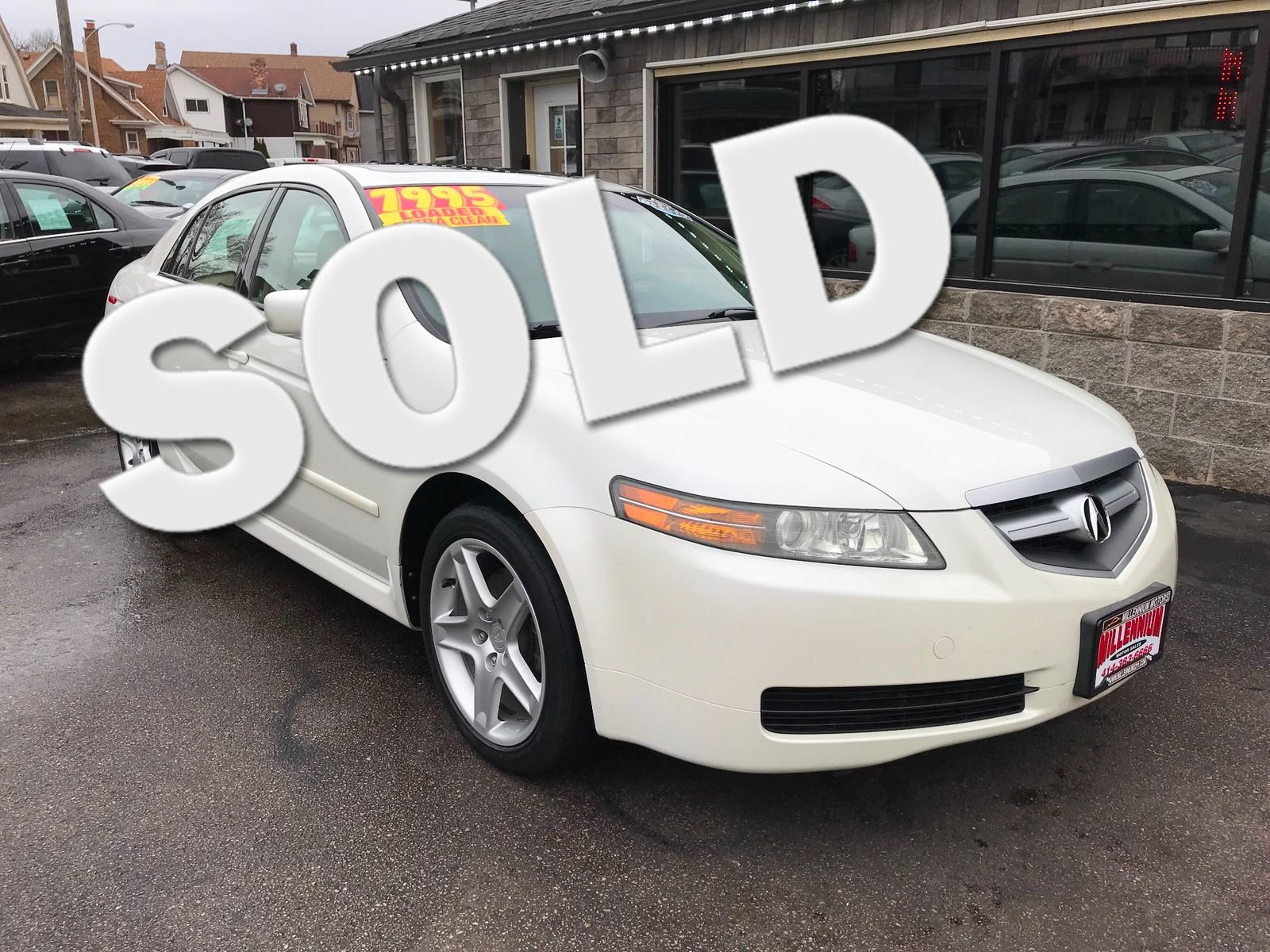 hight resolution of 2004 acura tl city wisconsin millennium motor sales in wisconsin