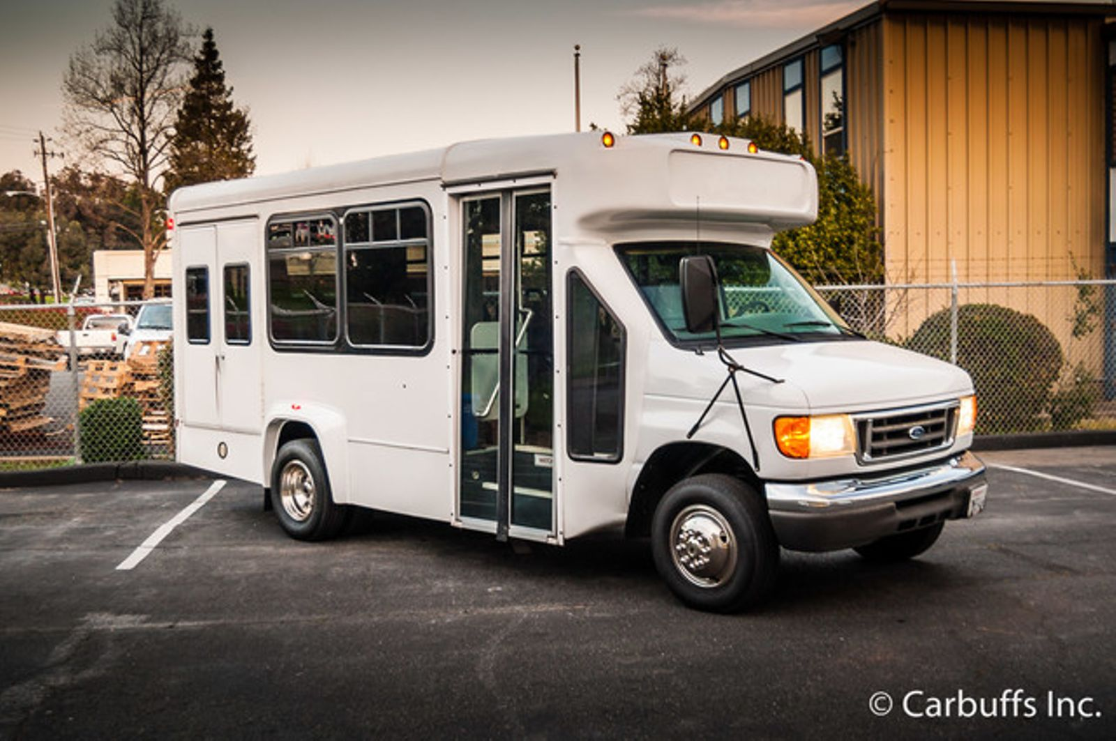 medium resolution of  2006 ford econoline commercial cutaway bus concord ca carbuffs in concord ca