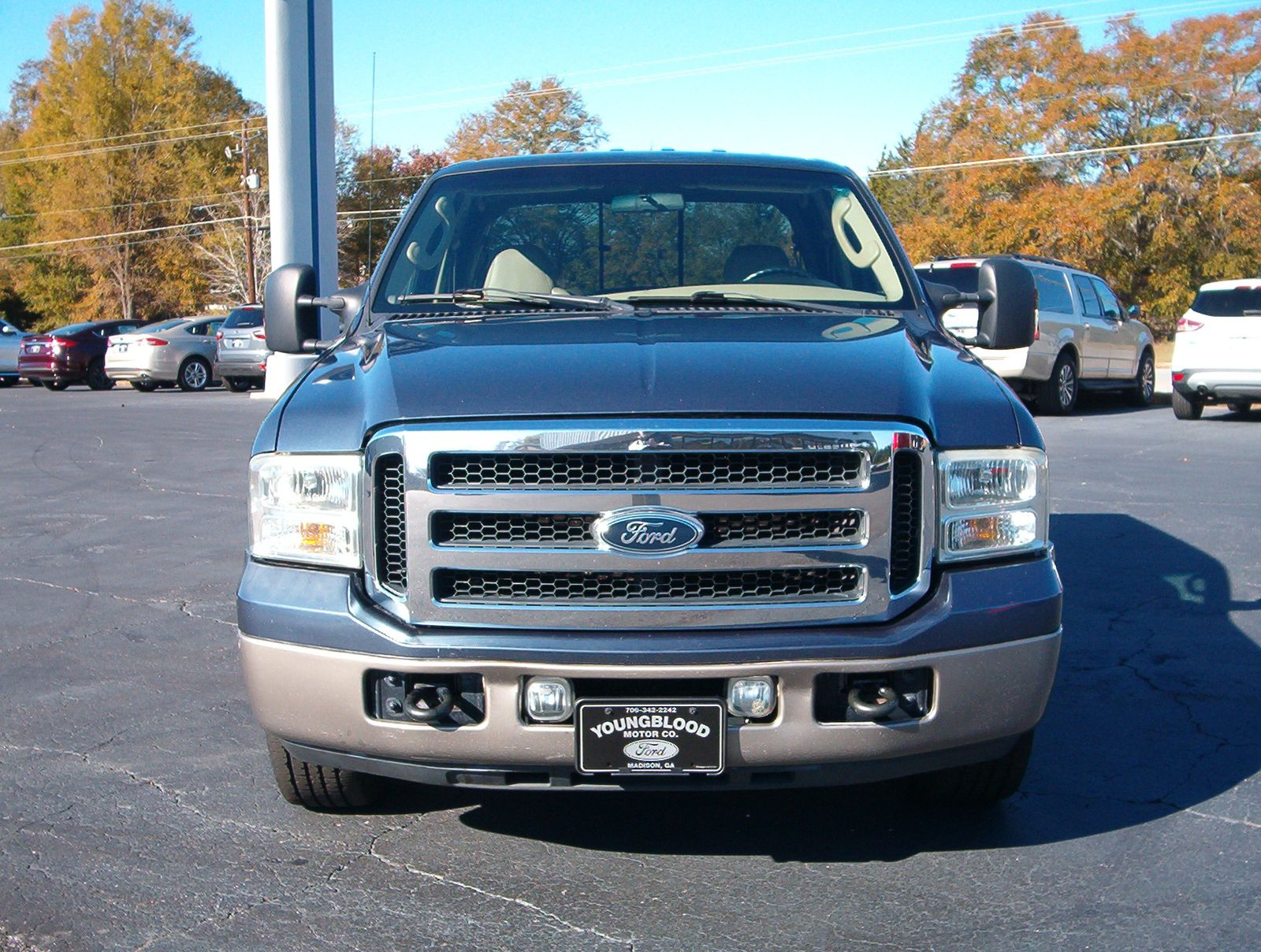 hight resolution of  2006 ford super duty f 250 lariat city georgia youngblood motor company inc in madison