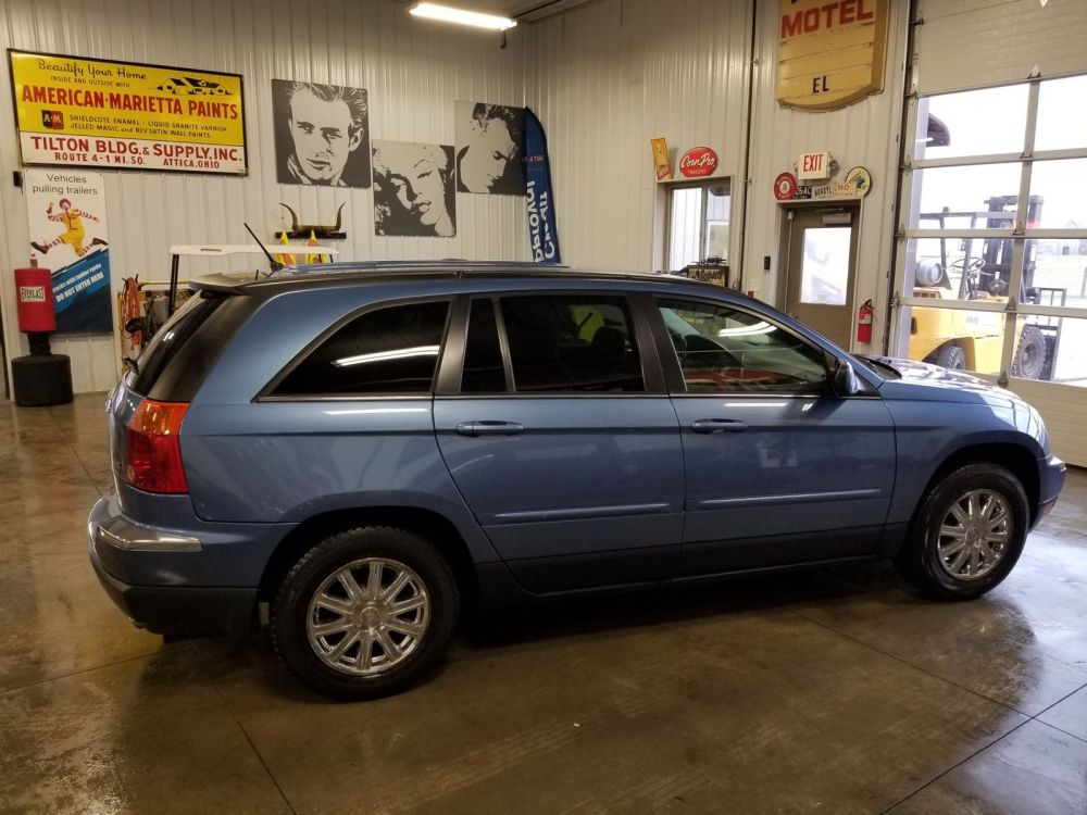medium resolution of  2007 chrysler pacifica touring in ohio