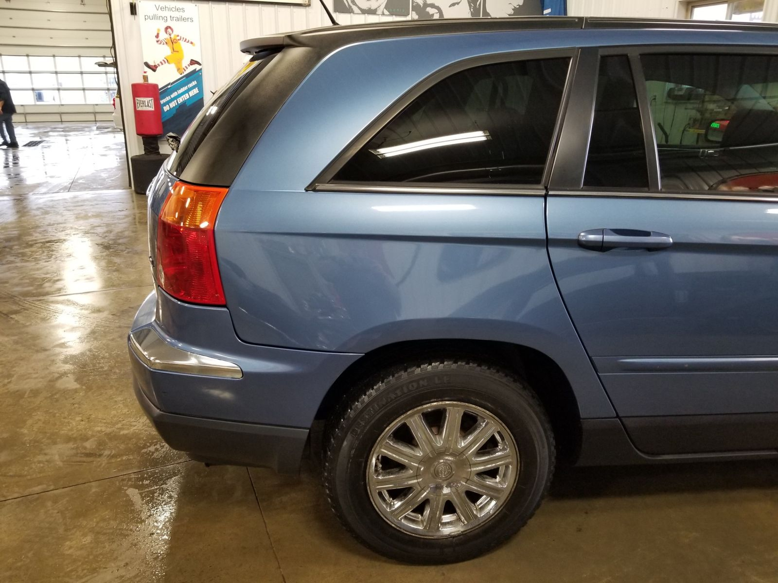 hight resolution of  2007 chrysler pacifica touring in ohio