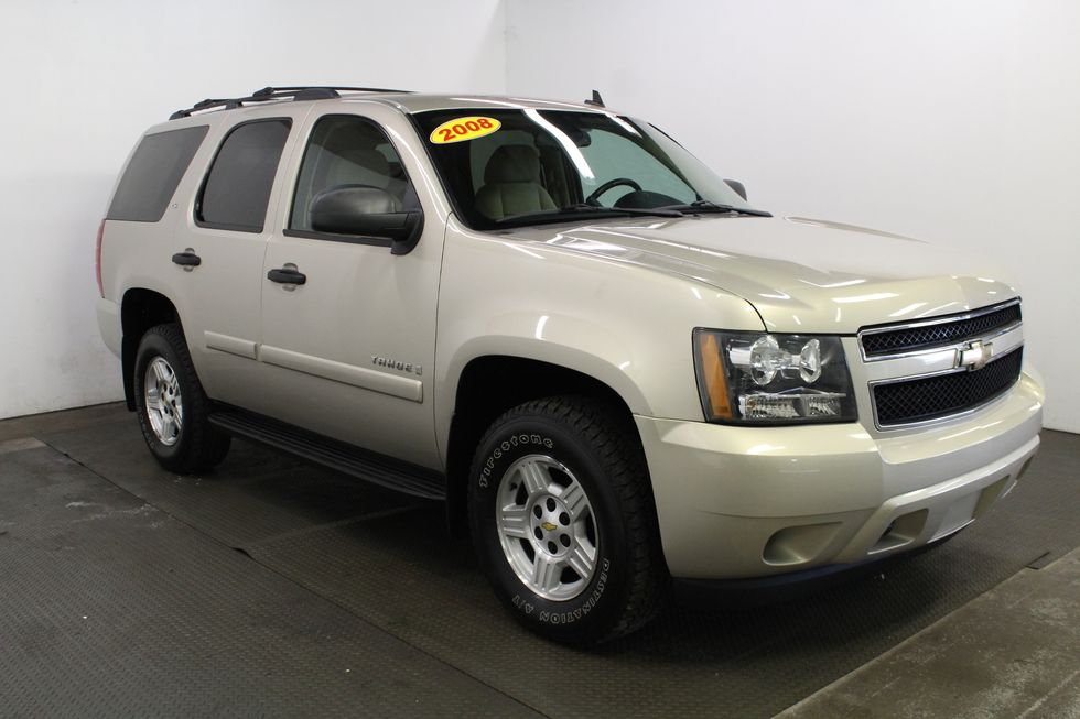 2008 Chevrolet Tahoe Owners Guides
