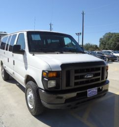2008 ford econoline wagon xl city tx texas star motors in houston  [ 1600 x 1200 Pixel ]