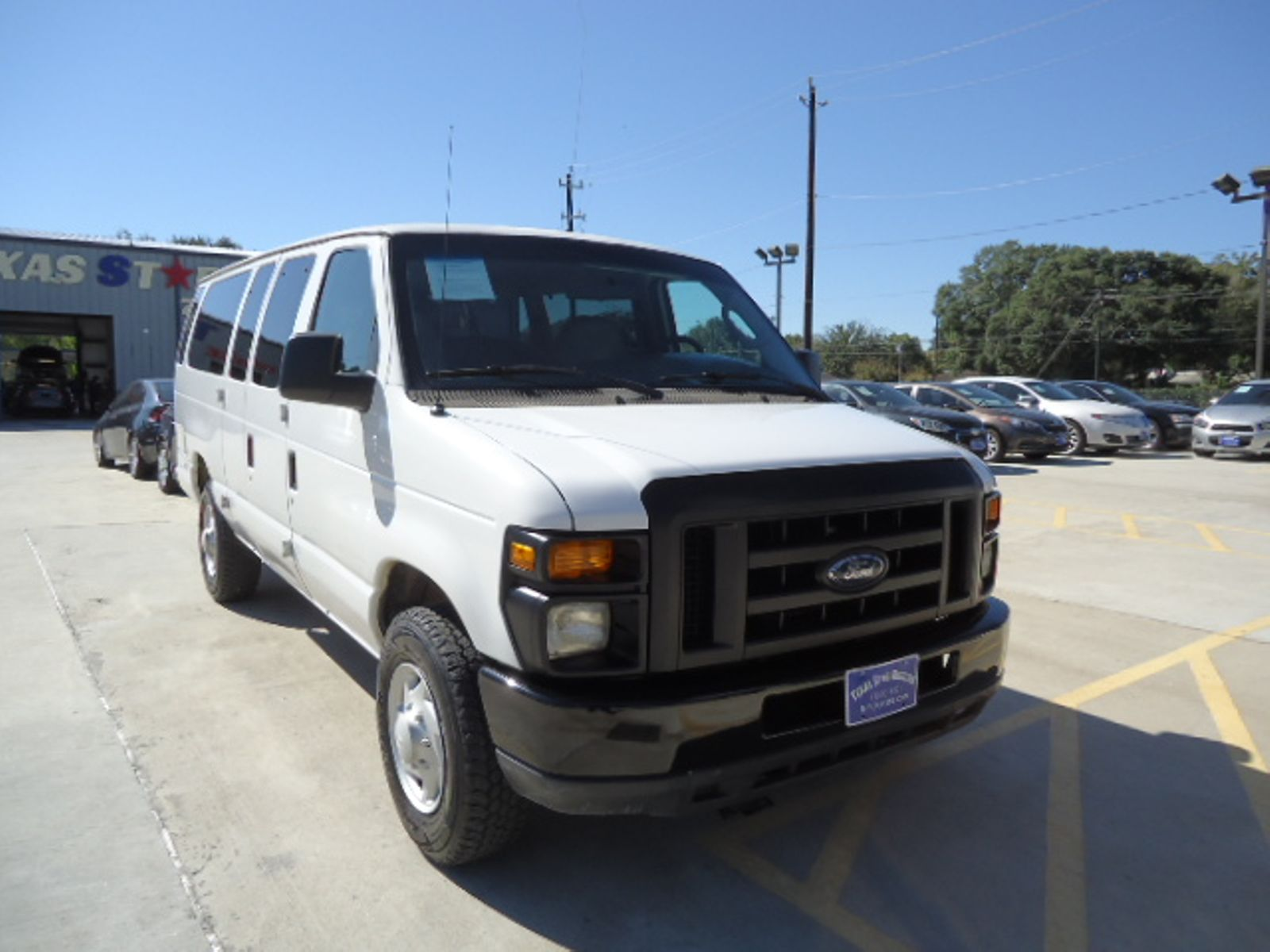 hight resolution of 2008 ford econoline wagon xl city tx texas star motors in houston