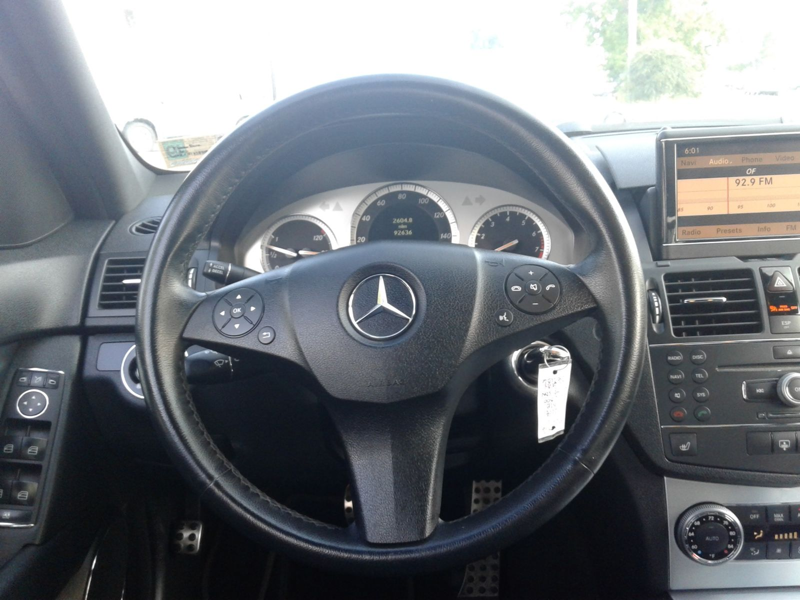 hight resolution of  2008 mercedes benz c300 30l sport city virginia select automotive va in virginia