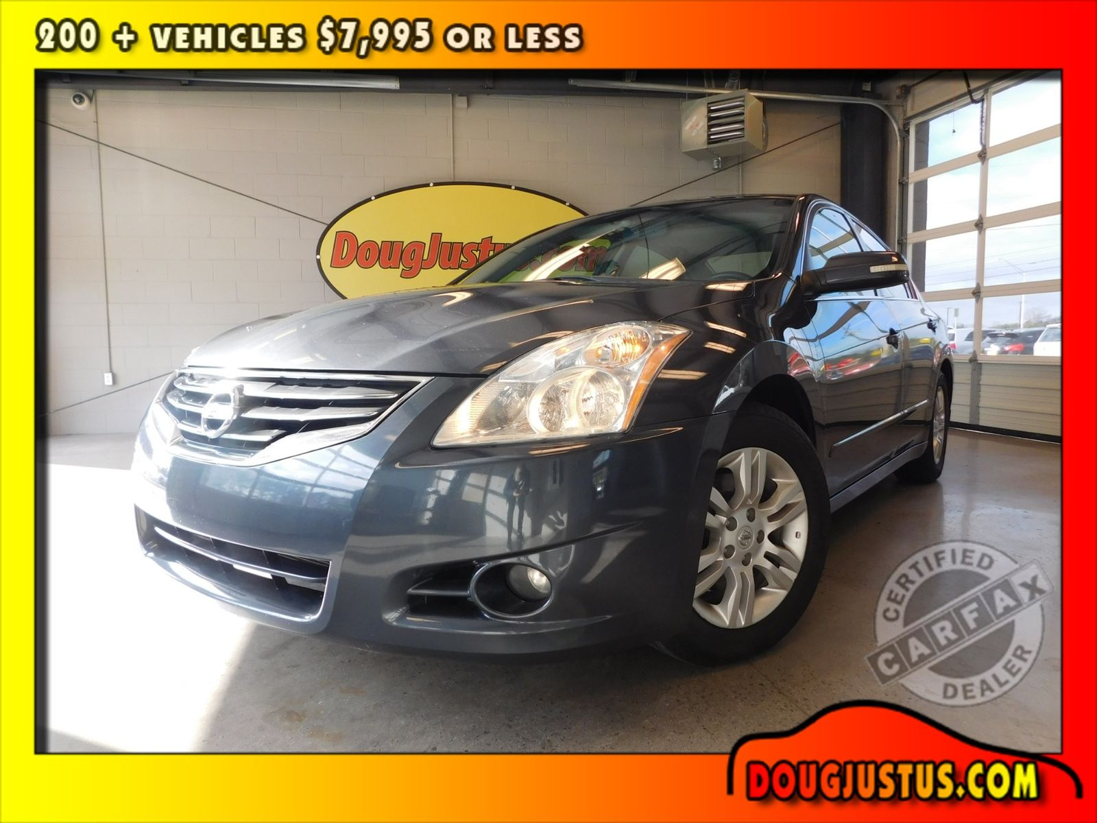 hight resolution of 2010 nissan altima 25 sl city tn doug justus auto center inc in airport motor mile