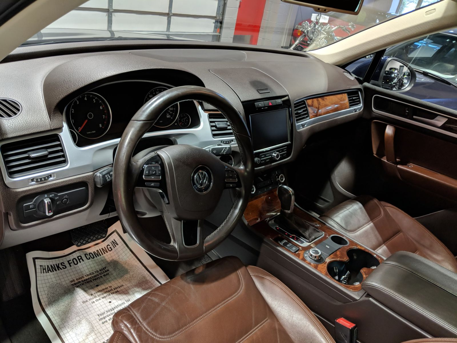hight resolution of  2011 volkswagen touareg lux lake forest il executive motor carz in lake forest