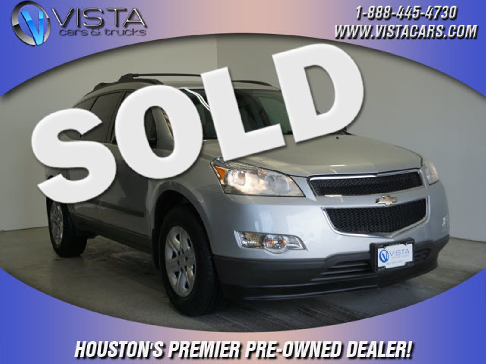 medium resolution of 2012 chevrolet traverse ls city texas vista cars and trucks in houston texas