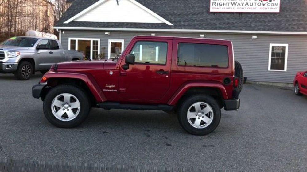 medium resolution of  2012 jeep wrangler sahara in bangor me