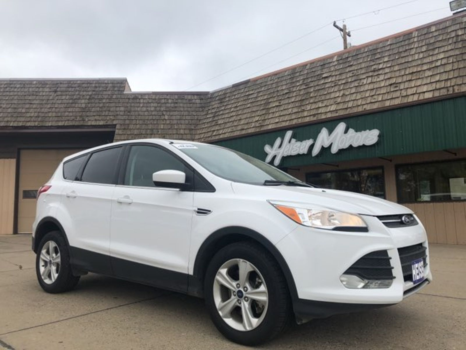 hight resolution of 2014 ford escape se city nd heiser motors in dickinson