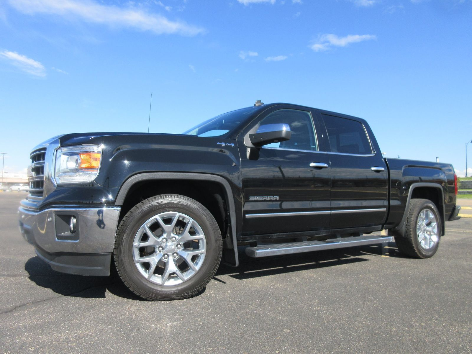 small resolution of 2014 gmc sierra 1500 crew cab 4x4 slt fultons used cars inc in colorado