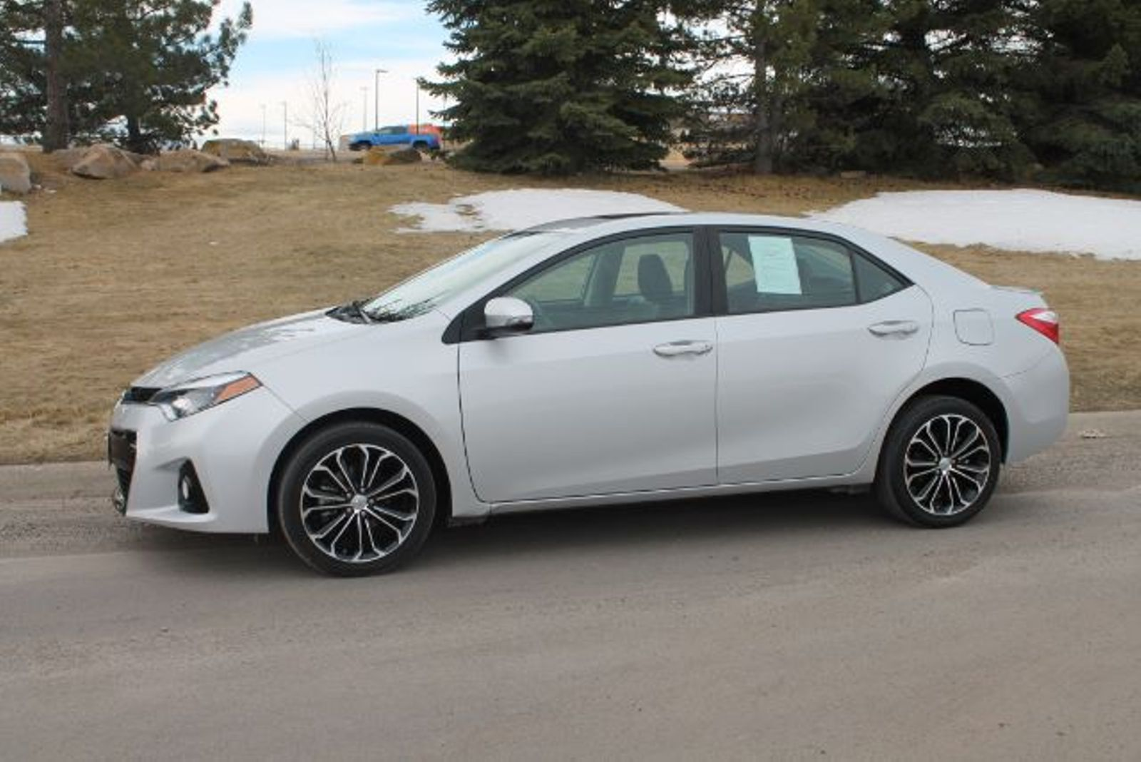 2017 Toyota Corolla S Cvt City Mt Bleskin Motor Company. 2003 Buick Century  Custom Sedan Great Falls Mt