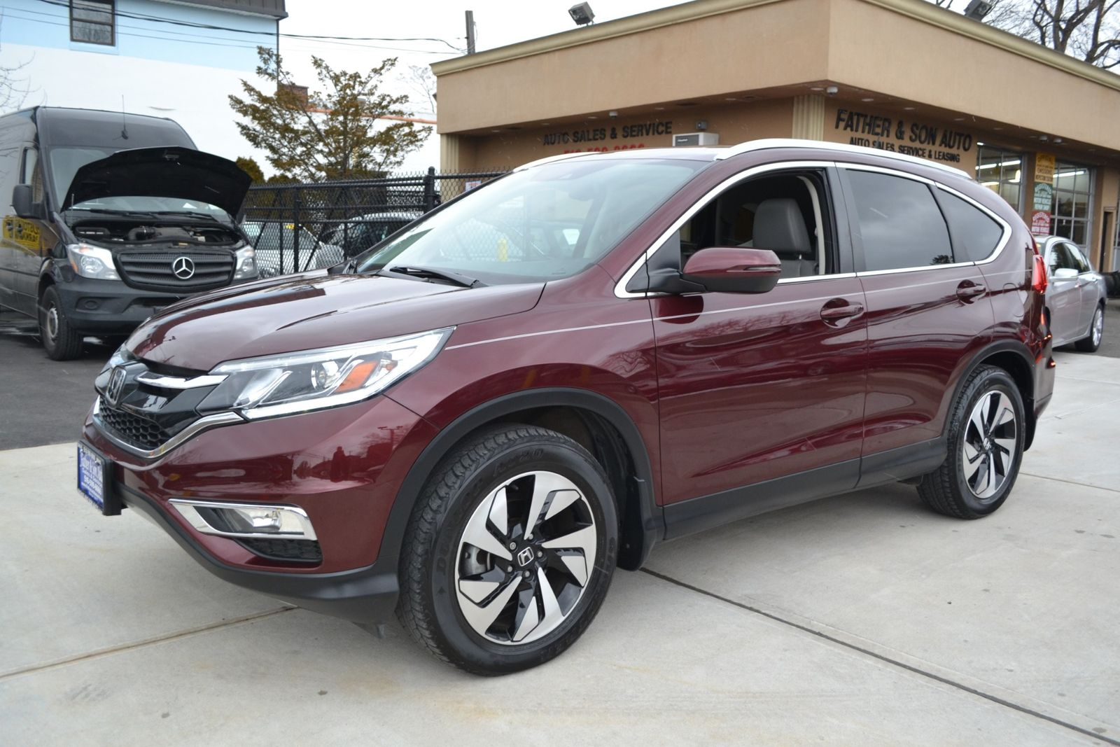 2016 honda cr v touring city new father son auto corp in lynbrook  [ 1600 x 1067 Pixel ]