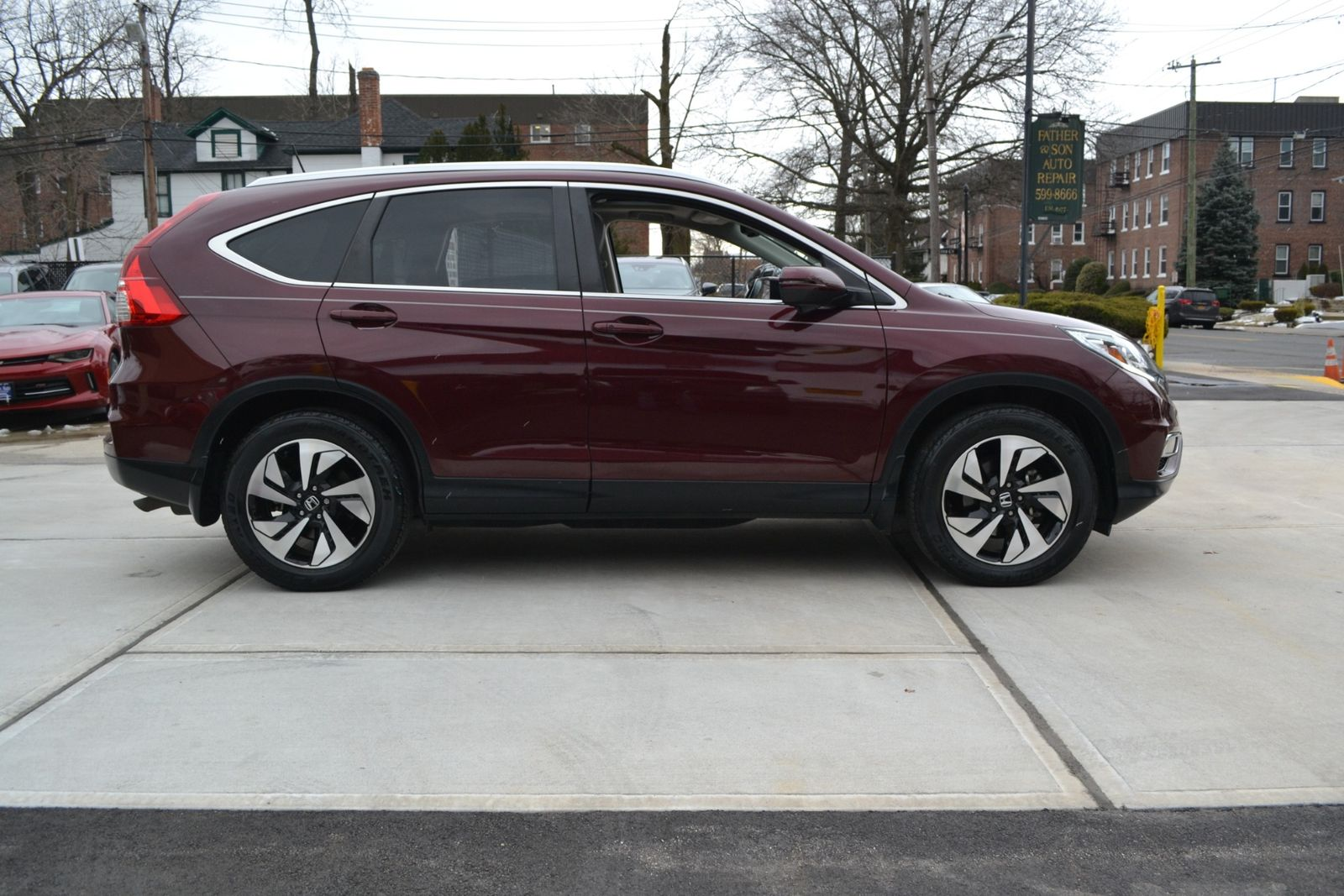 hight resolution of  2016 honda cr v touring city new father son auto corp in lynbrook
