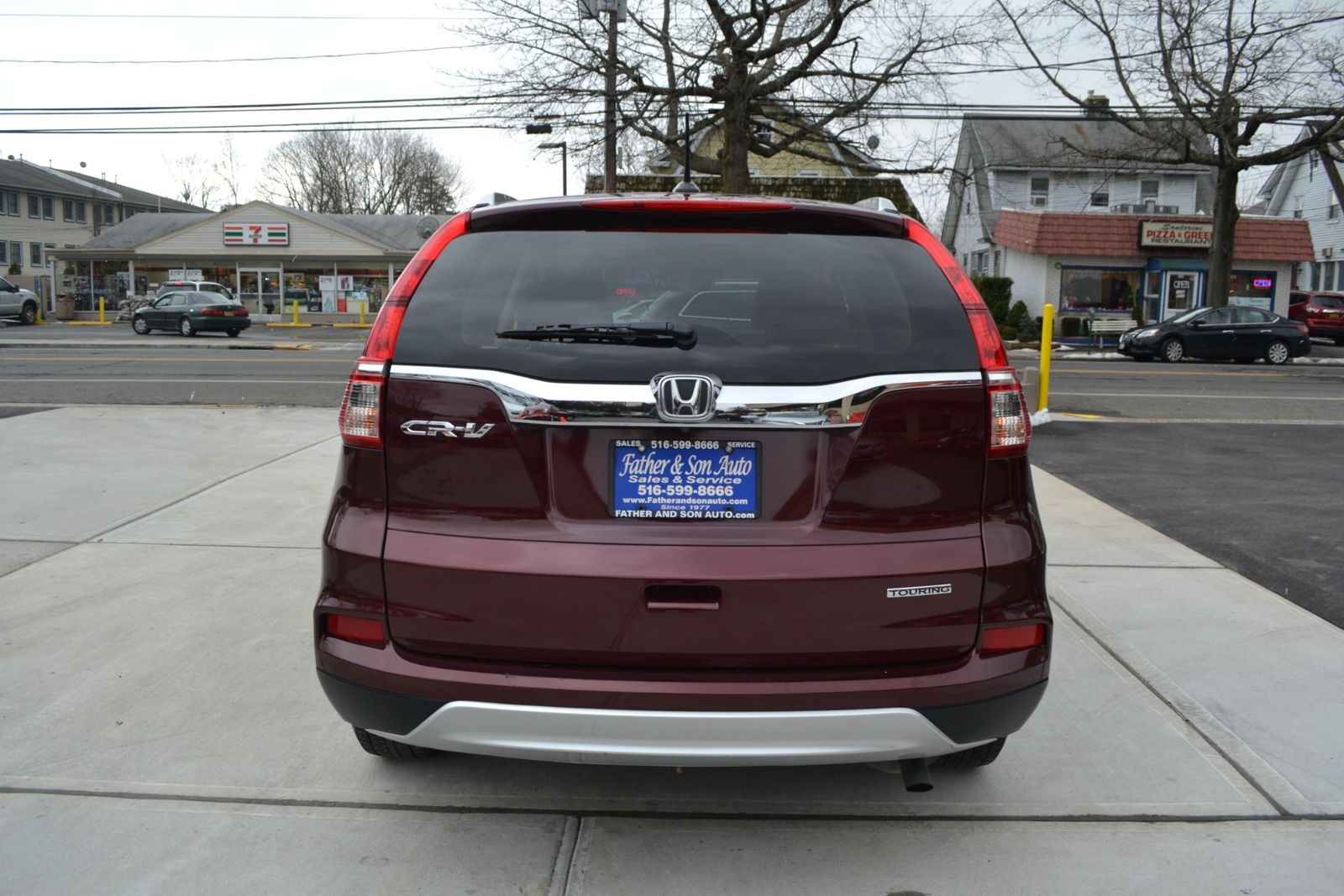 small resolution of  2016 honda cr v touring city new father son auto corp in lynbrook