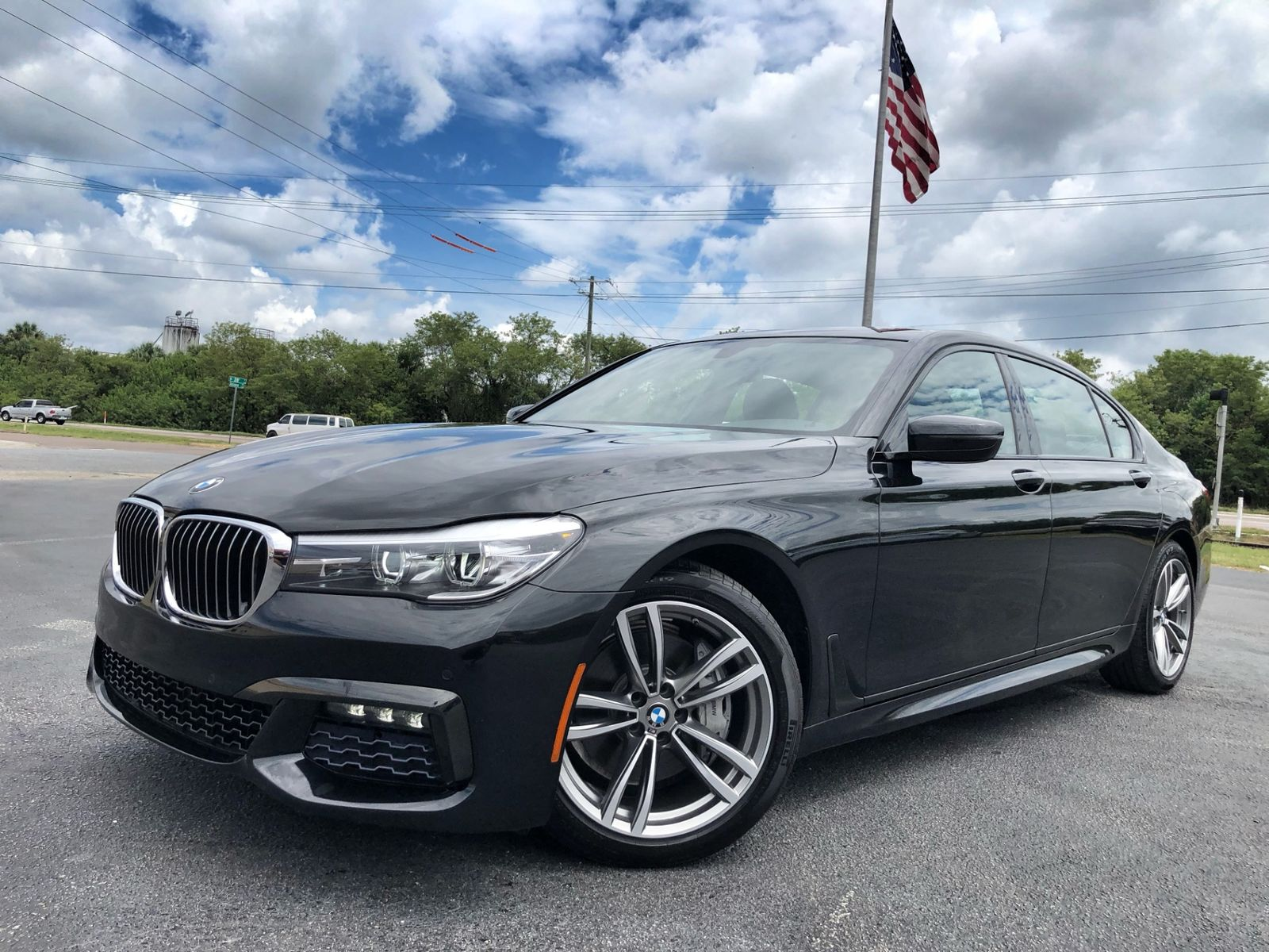 small resolution of 2018 bmw 740i m sport m sport 1 owner carfax cert 88k new florida bayshore automotive