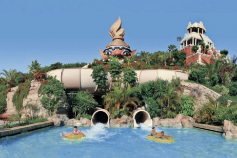 Siam Park + Aqua Club Thermal Spa