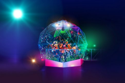 The Crystal Maze - London Experience