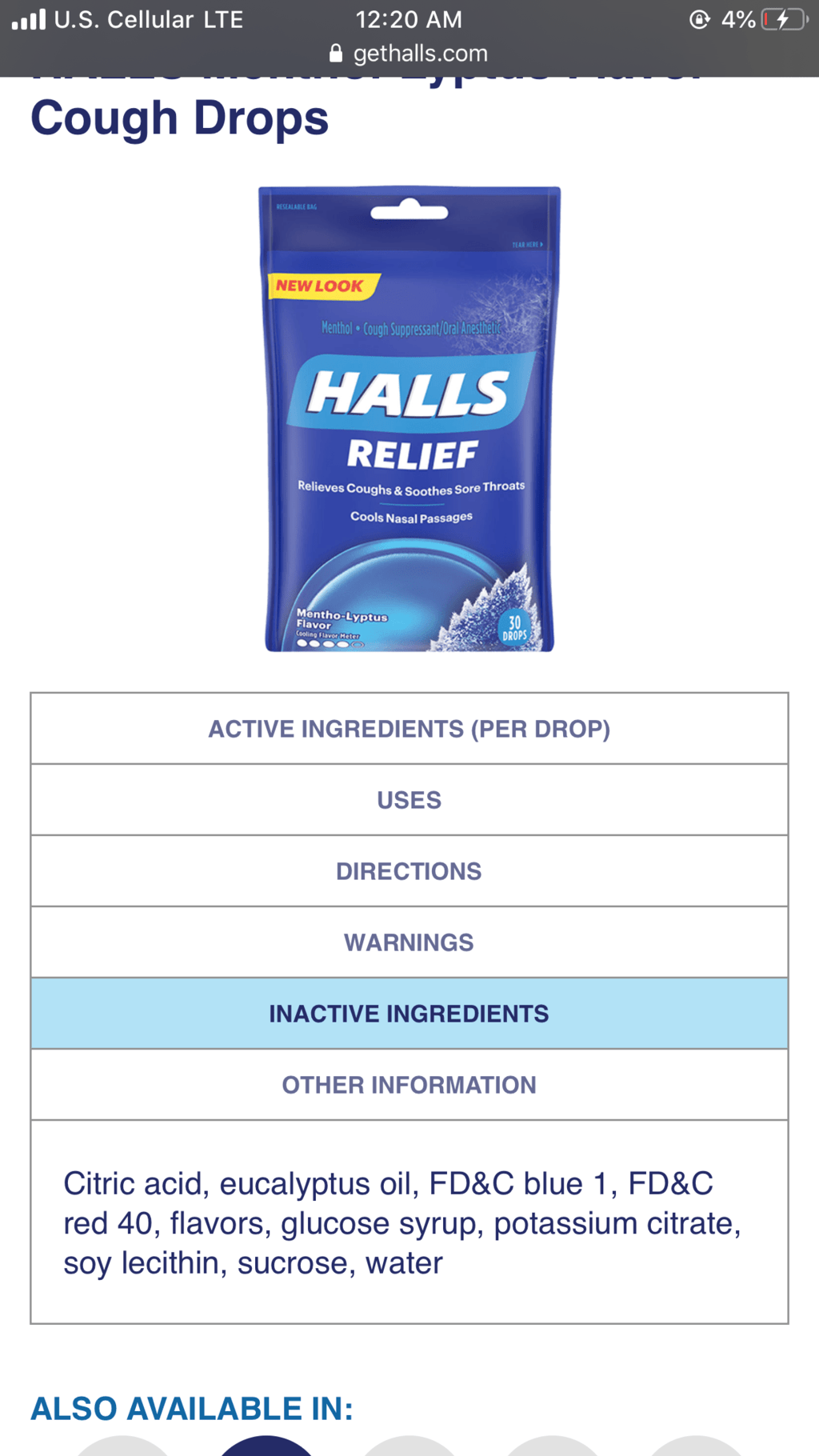 My Dog Ate A Cough Drop : cough, Pounds), MAYBE, Halls, Menthol, Cough, Drops., There, Xylitol, Listed, Ingredient., Wondering, PetCoach
