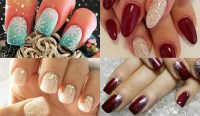 17 of the best nail art ideas for Christmas | beautyheaven