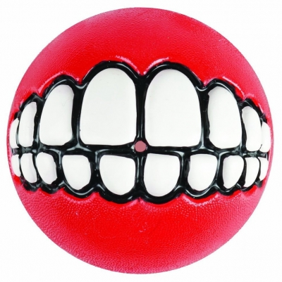 small_grinning teeth dog toy1