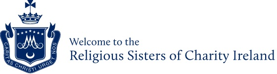 Religious Sisters of Charity Ireland - Welcome Header Image Based on the RSC 2013 Redrawn Logo - Sans Serif