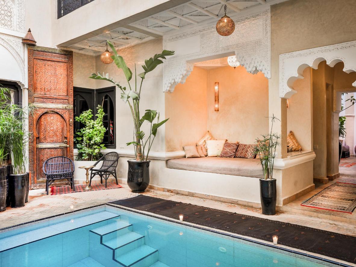 9 Luxurious Riads In Marrakech Booking Com