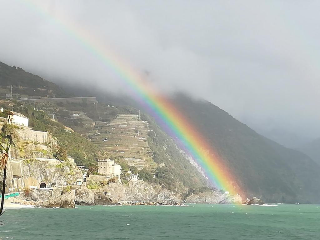 Apartment Home By The Sea Rainbow Home Monterosso Al Mare Italy Booking Com